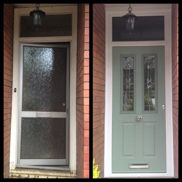 Victorian style door windows manchester the window company for Window companies