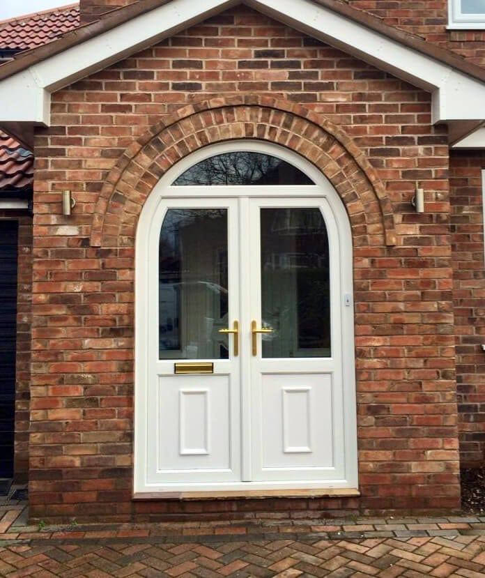 Arched french doors sale the window company for French doors for sale uk
