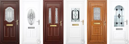 Upvc doors the window company manchester for Different door designs