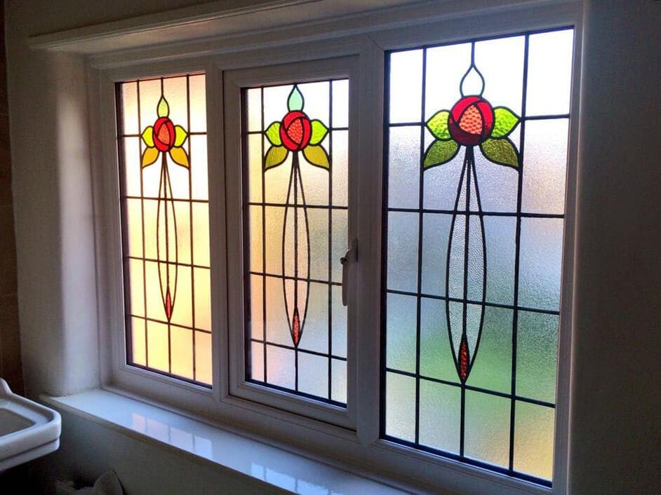 Upvc Windows And The Glass : Glass windows upvc stained