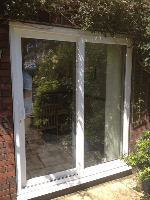 at the window company our in line sliding patio doors are a real