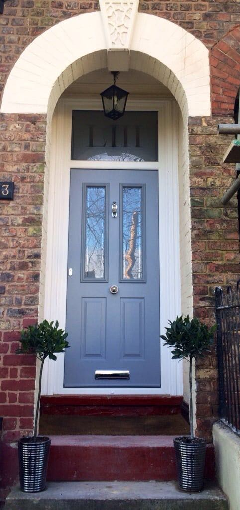 Composite doors the window company for Window and door company