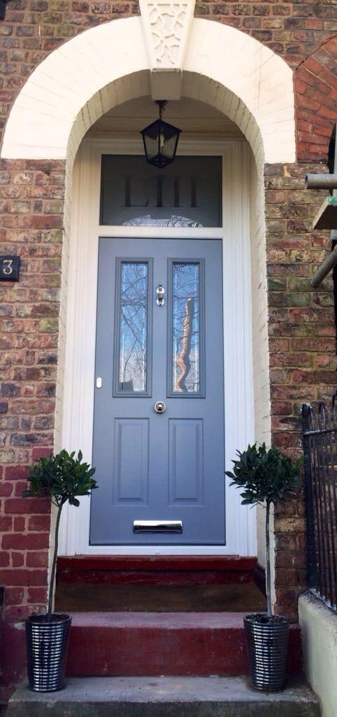 Victorian Style Composite Door The Window Company