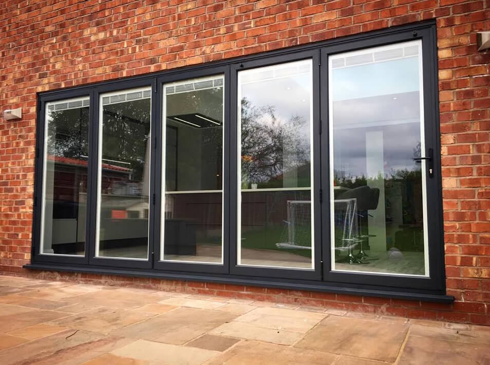Bi Folding Doors Archives - The Window Company
