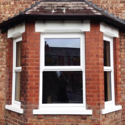 Bay Window Sash Horned Windows