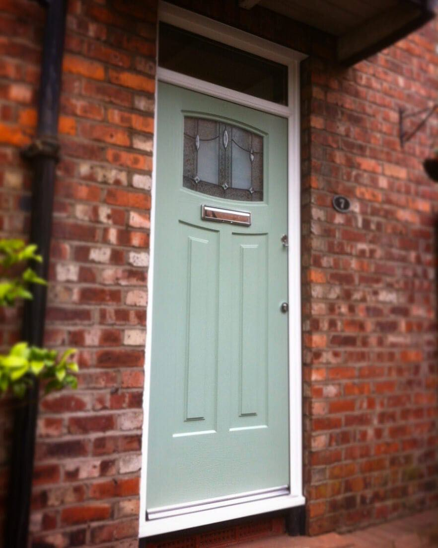 Chartwell Green 1930s Style Solidor The Window Company