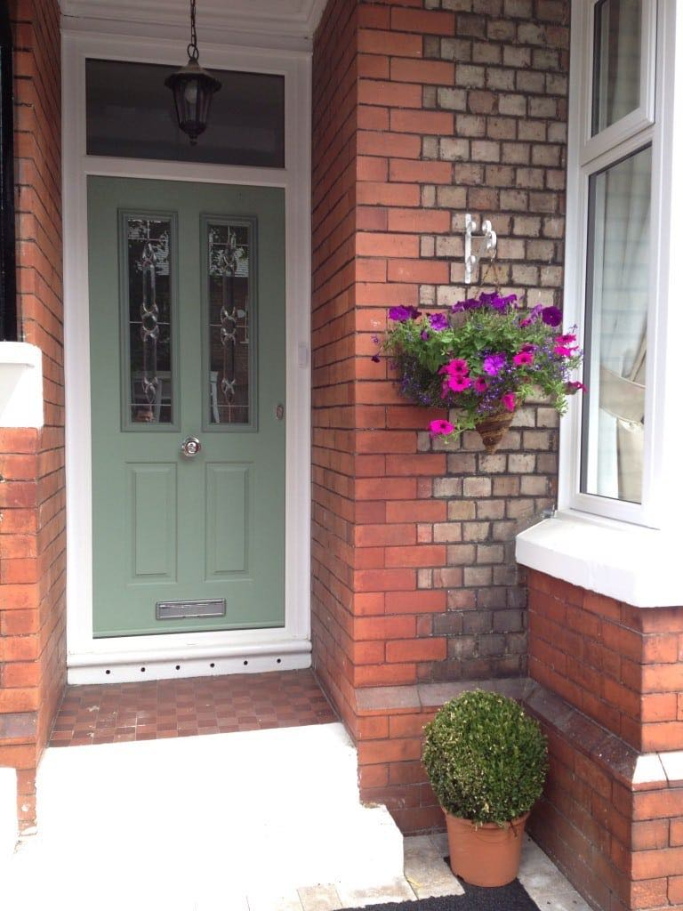 Chartwell Green Solidor Victorian Style The Window Company