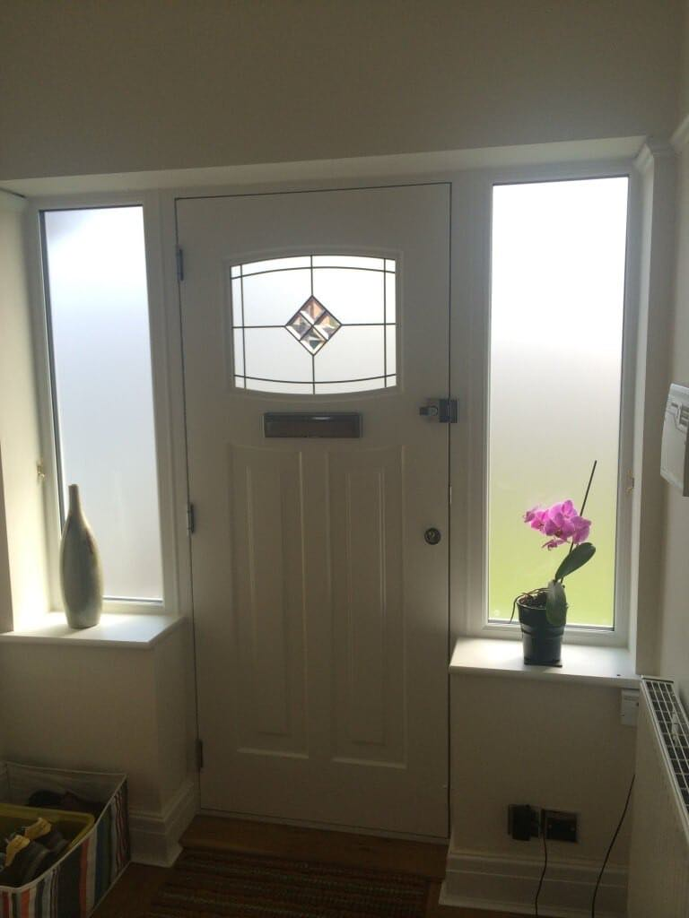 Latest installations gallery from the window company manchester - Internal Of Newark Rockdoor Altrincham The Window Company