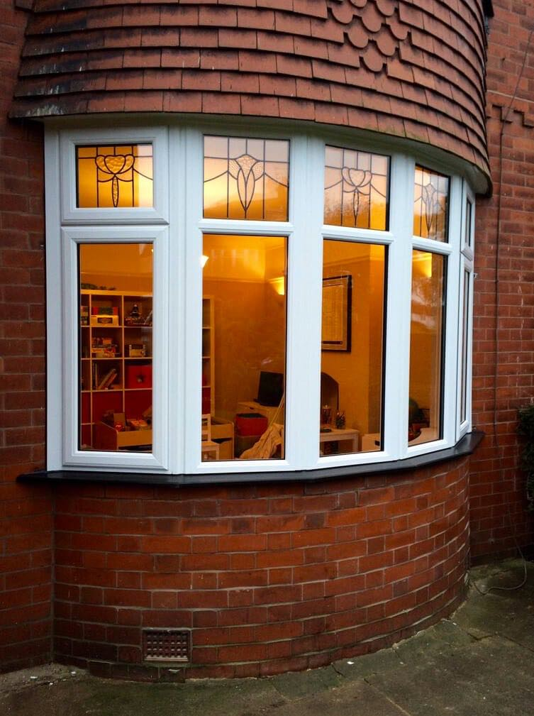 Upvc Bay Window Altrincham The Window Company