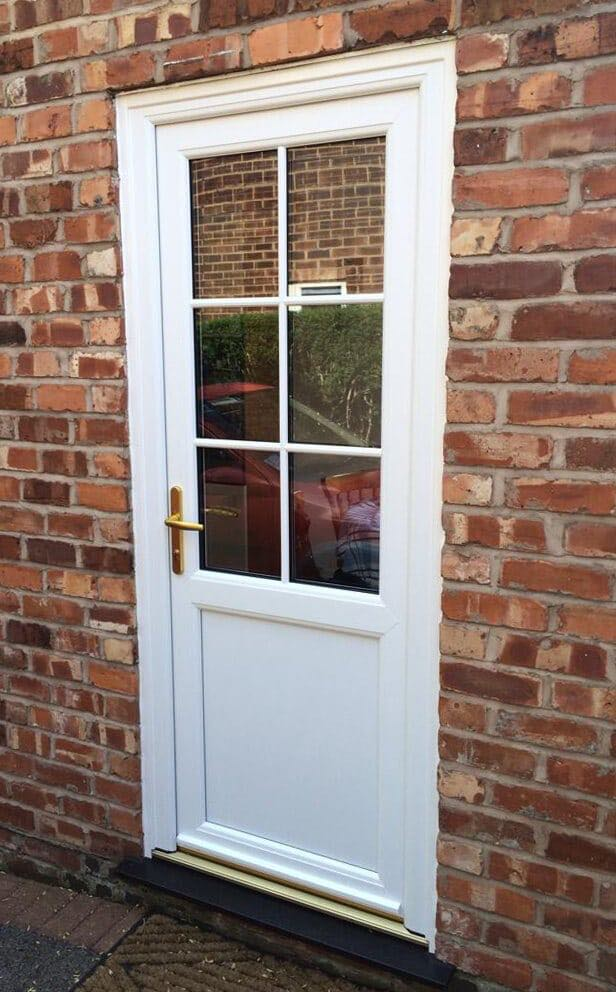 Upvc Door Company : Upvc composite door manchester the window company