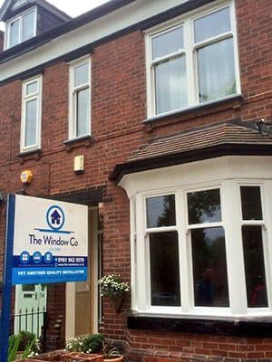 UPVC Sash Windows Urmston