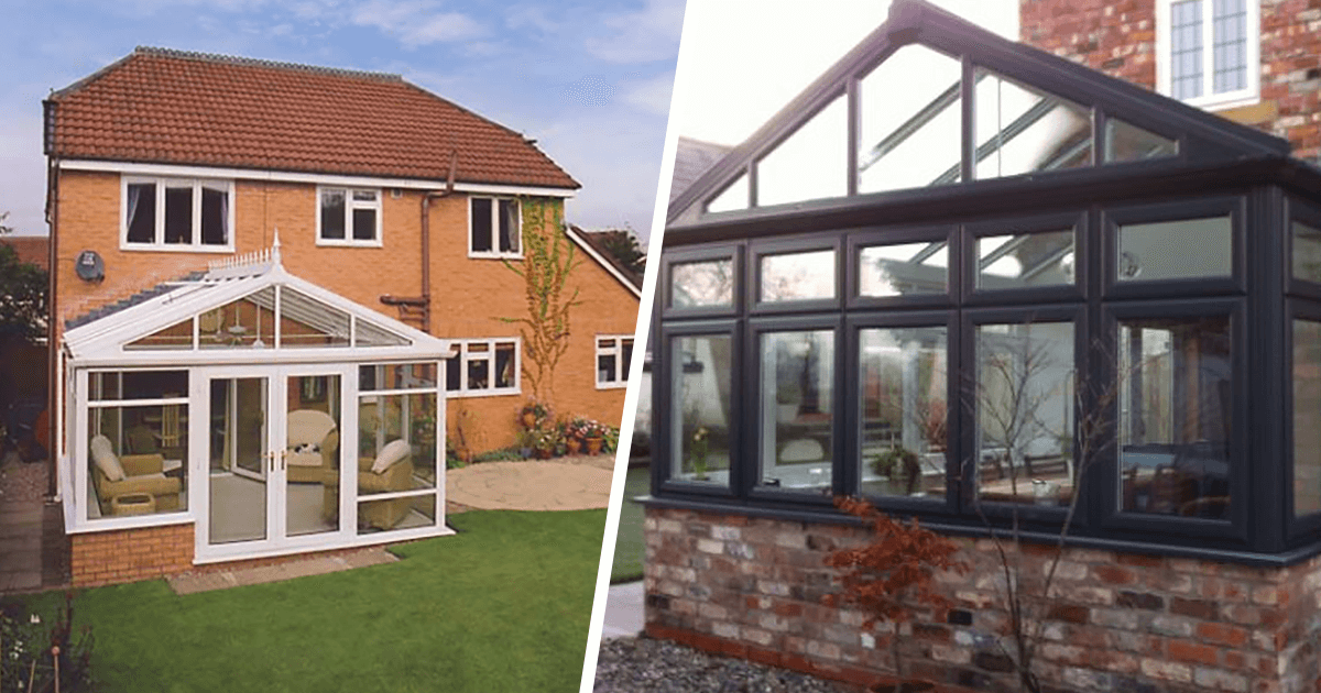 Gable End Conservatories The Window Company Manchester