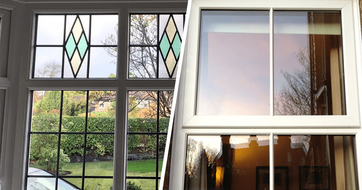 Glass upvc repairs the window company manchester for Window company